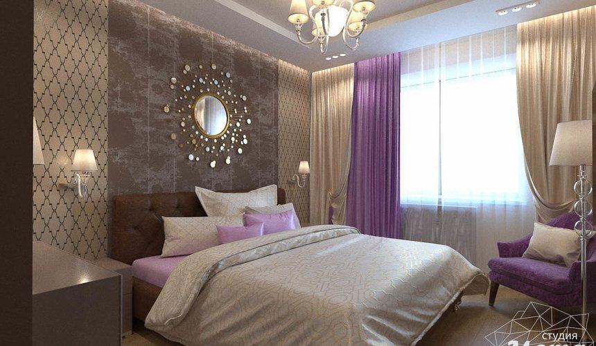 Дизайн интерьера трехкомнатной квартиры по ул. Мельникова 27 15