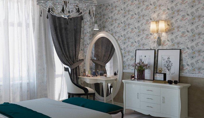 Дизайн интерьера и ремонт трехкомнатной квартиры в Карасьозерском 2 56