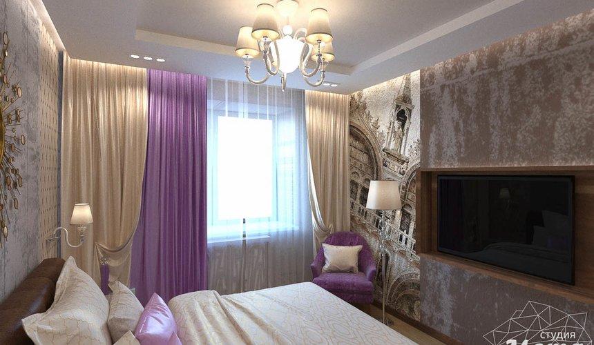Дизайн интерьера трехкомнатной квартиры по ул. Мельникова 27 16