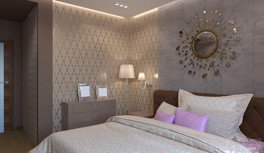 Дизайн интерьера трехкомнатной квартиры по ул. Мельникова 27 17