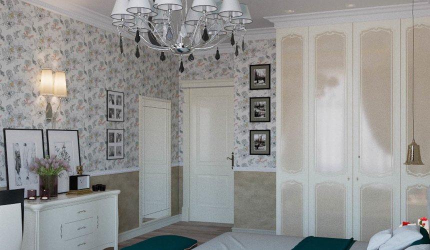 Дизайн интерьера и ремонт трехкомнатной квартиры в Карасьозерском 2 59
