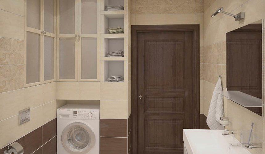 Дизайн интерьера коттеджа в современном стиле в п. Образцово  11