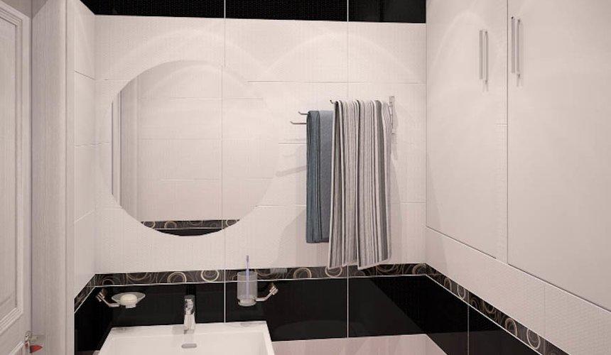 Дизайн интерьера  и ремонт трехкомнатной квартиры по ул. Машинная 44 57