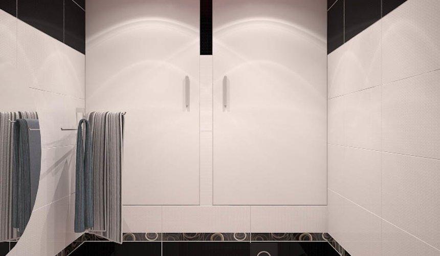 Дизайн интерьера  и ремонт трехкомнатной квартиры по ул. Машинная 44 58
