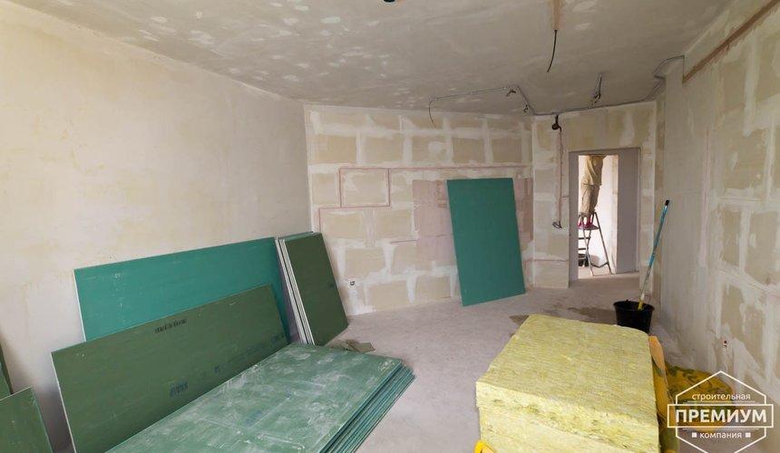 Дизайн интерьера и ремонт трехкомнатной квартиры по ул. Авиационная, 16  22