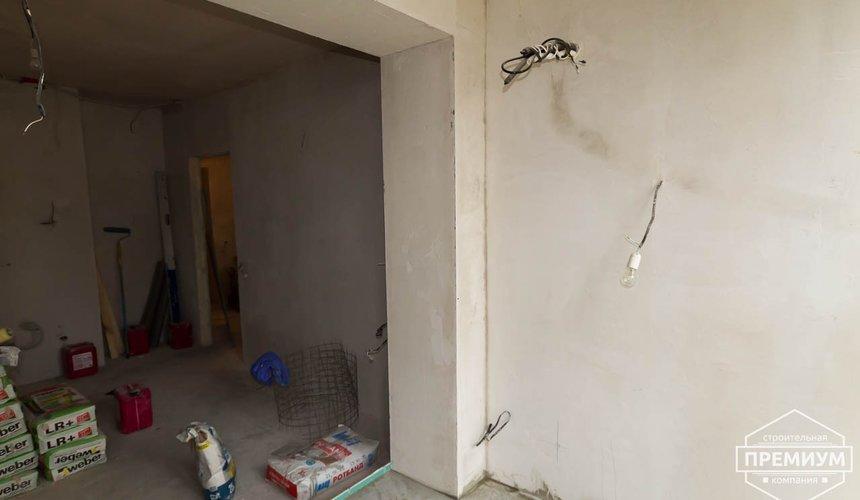 Дизайн интерьера и ремонт трехкомнатной квартиры по ул. Авиационная, 16  33