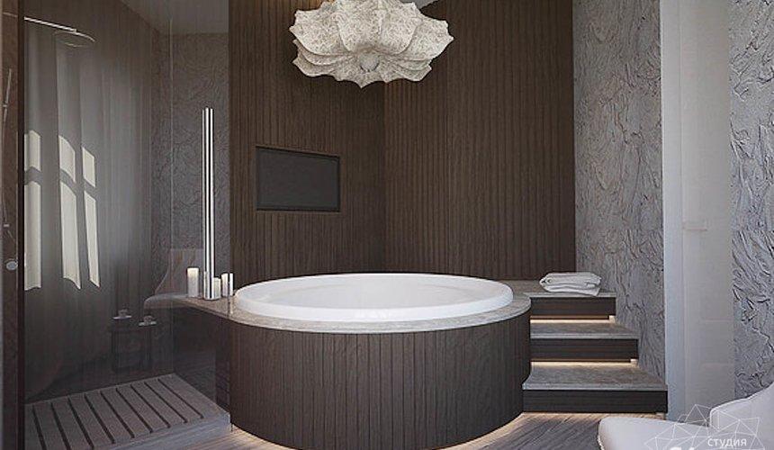Дизайн интерьера трехкомнатной квартиры в Антаресе  19