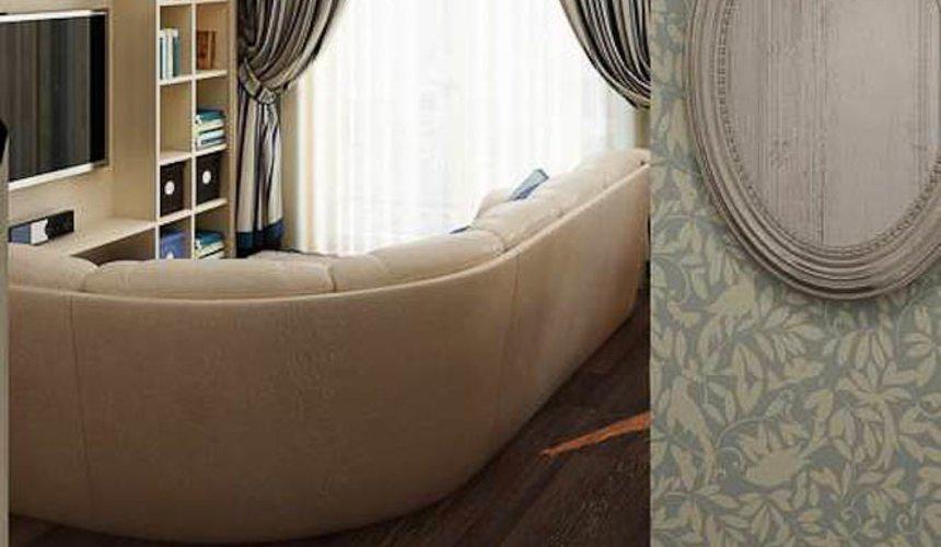 Дизайн интерьера однокомнатной квартиры по ул. Юмашева 10 10