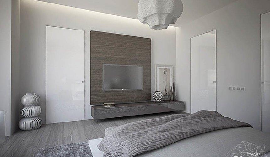 Дизайн интерьера трехкомнатной квартиры в Антаресе 2 9