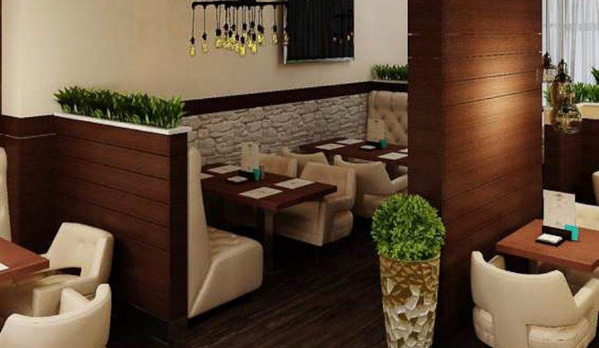 Дизайн интерьера кафе по ул. Малышева 12 15