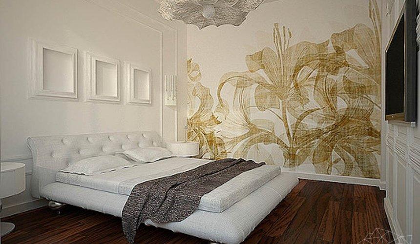 Дизайн интерьера трехкомнатной квартиры в Тихвине 7