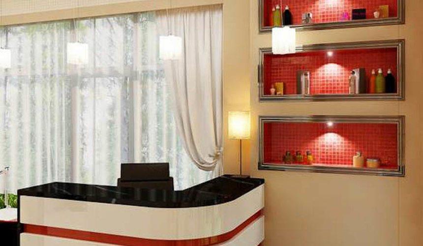 Дизайн интерьера парикмахерской по ул. Рябинина 19 7