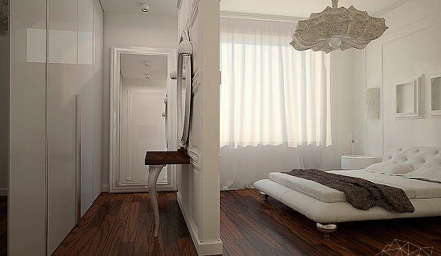 Дизайн интерьера трехкомнатной квартиры в Тихвине 10