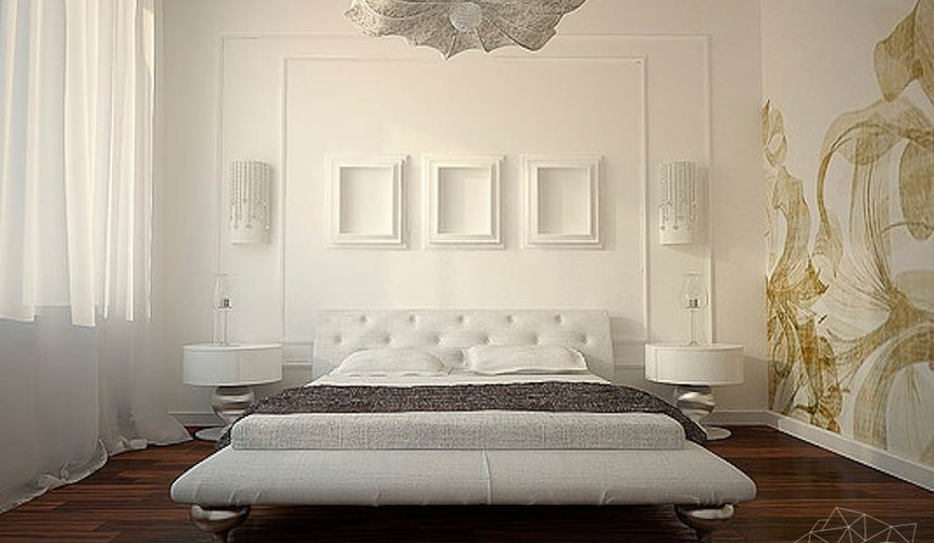 Дизайн интерьера трехкомнатной квартиры в Тихвине 9