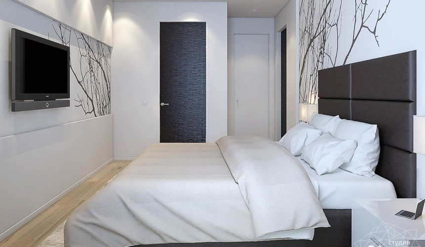 Дизайн интерьера трехкомнатной квартиры по ул. Белинского 86 13