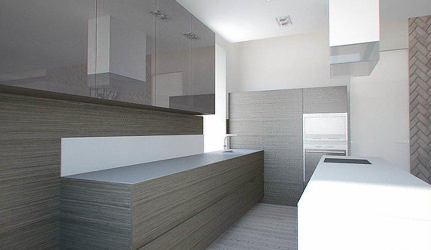 Дизайн интерьера трехкомнатной квартиры в Тихвине 2 10