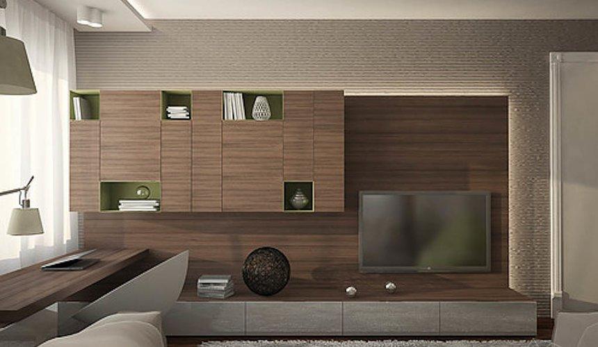 Дизайн интерьера трехкомнатной квартиры в Тихвине 16