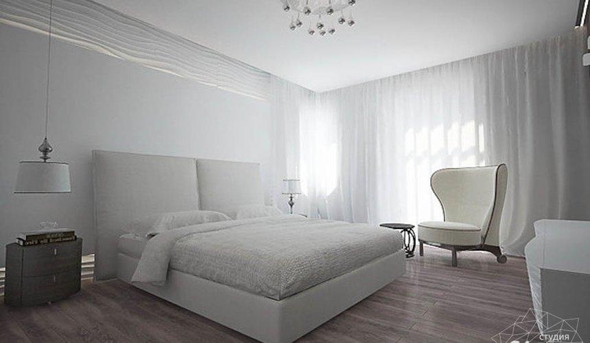 Дизайн интерьера трехкомнатной квартиры в Тихвине 2 16