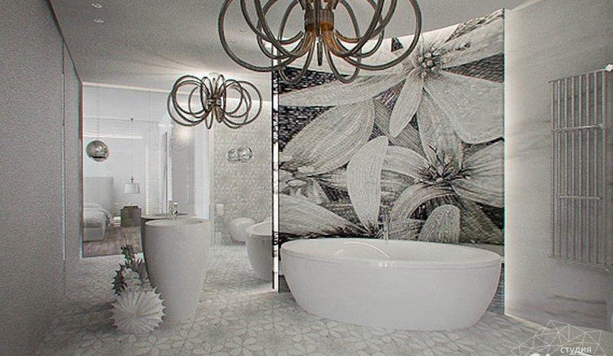 Дизайн интерьера трехкомнатной квартиры в Тихвине 2 17