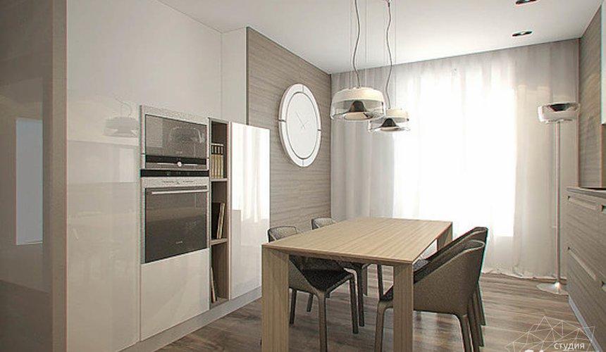 Дизайн интерьера трехкомнатной квартиры по ул. Юмашева 8 7