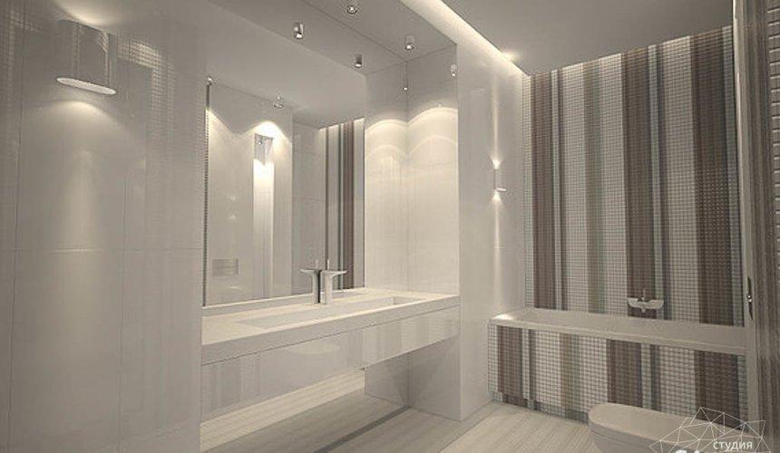 Дизайн интерьера трехкомнатной квартиры по ул. Юмашева 8 12