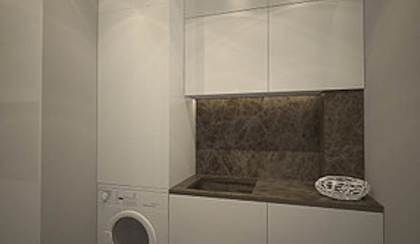 Дизайн интерьера трехкомнатной квартиры по ул. Юмашева 8 13