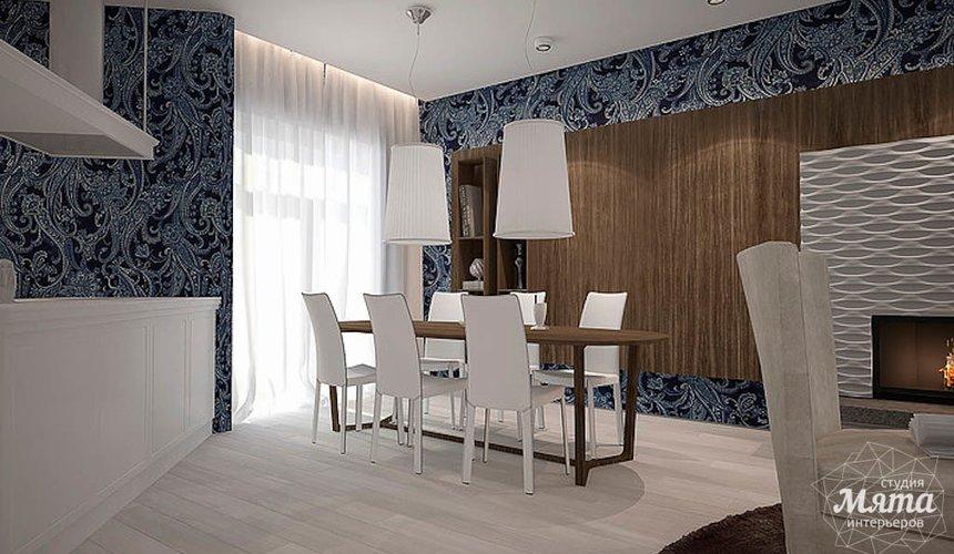 Дизайн интерьера трехкомнатной квартиры в Антаресе  6