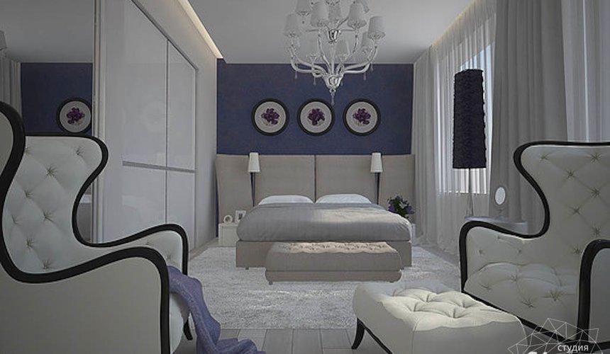 Дизайн интерьера трехкомнатной квартиры в Антаресе  15