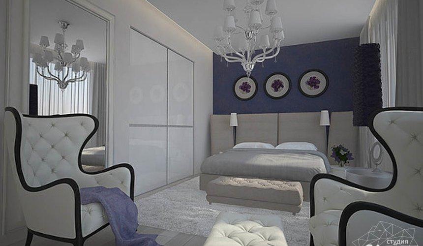 Дизайн интерьера трехкомнатной квартиры в Антаресе  17