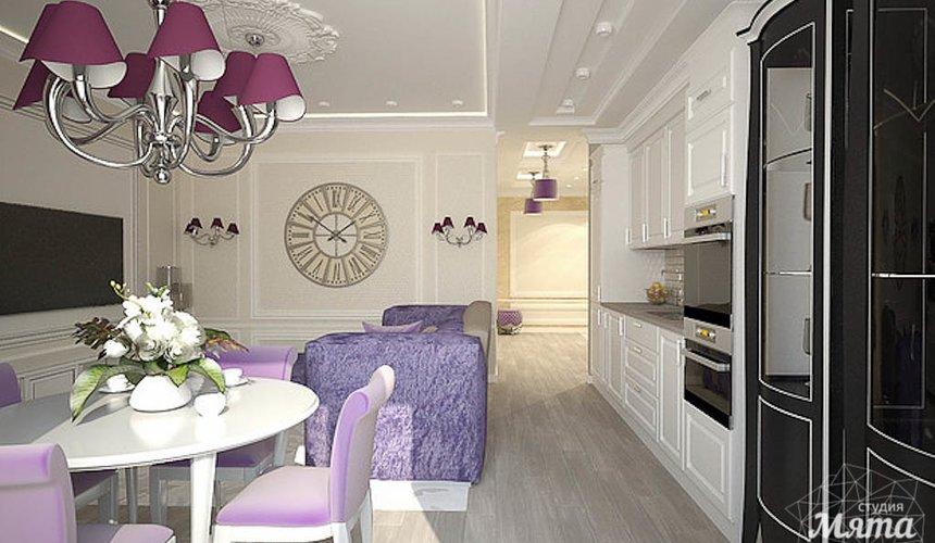 Дизайн интерьера двухкомнатной квартиры по ул. А. Валека 12 4