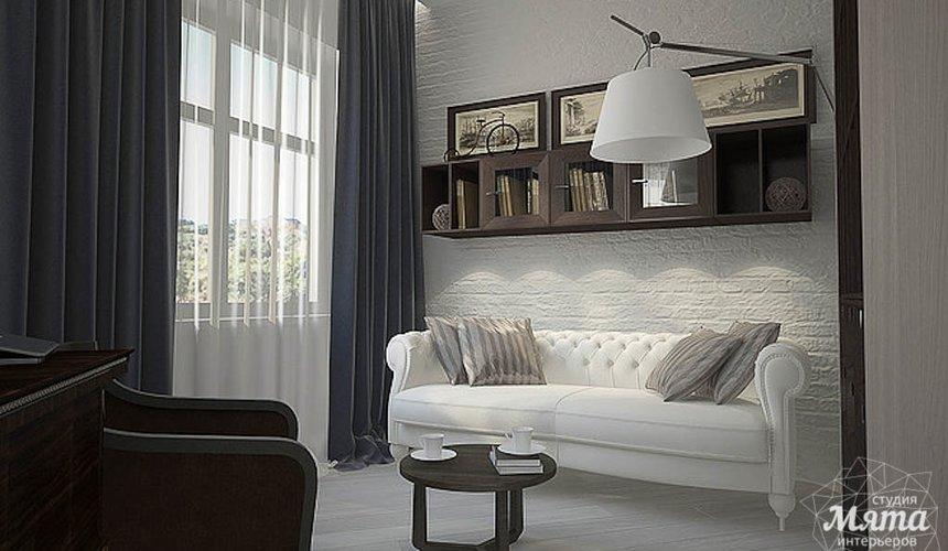 Дизайн интерьера трехкомнатной квартиры в Антаресе  11
