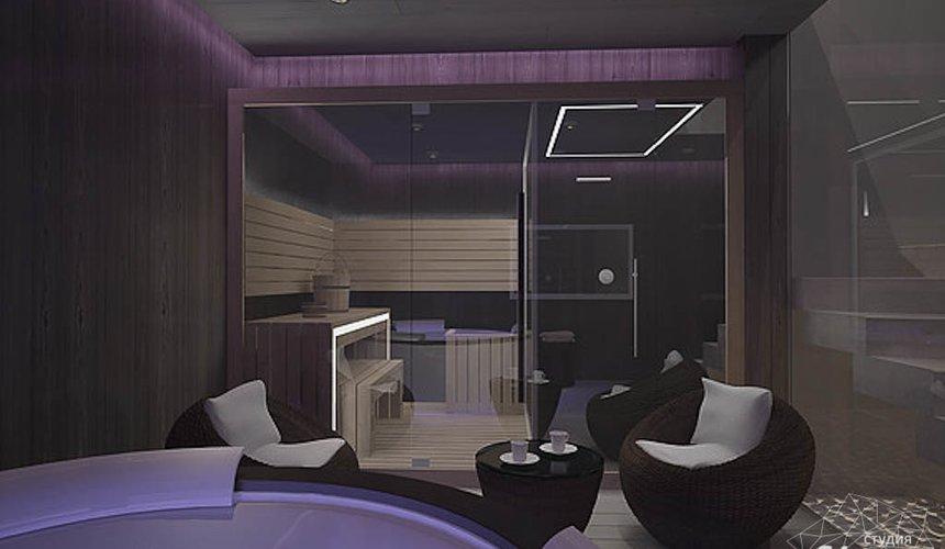 Дизайн интерьера коттеджа в п. Палникс 17