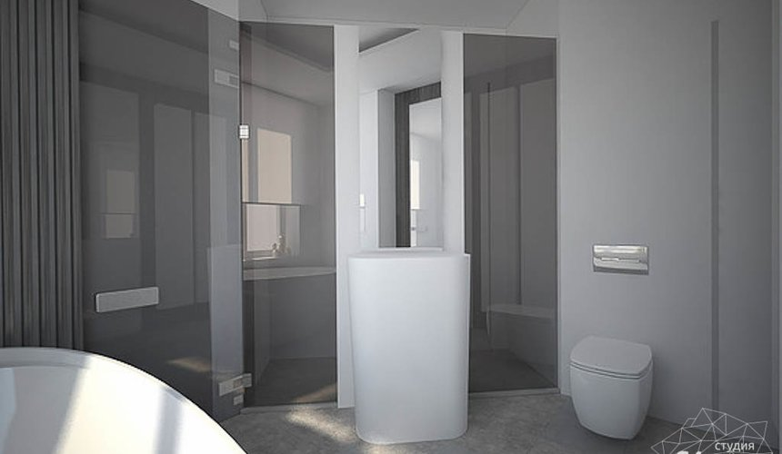 Дизайн интерьера двухкомнатной квартиры по ул. Жукова 14 16