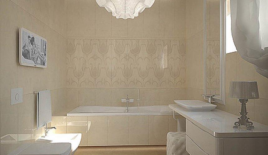 Дизайн интерьера трехкомнатной квартиры в Тихвине 20