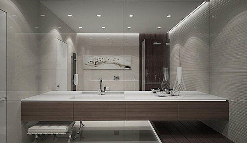 Дизайн интерьера трехкомнатной квартиры в Антаресе 2 14