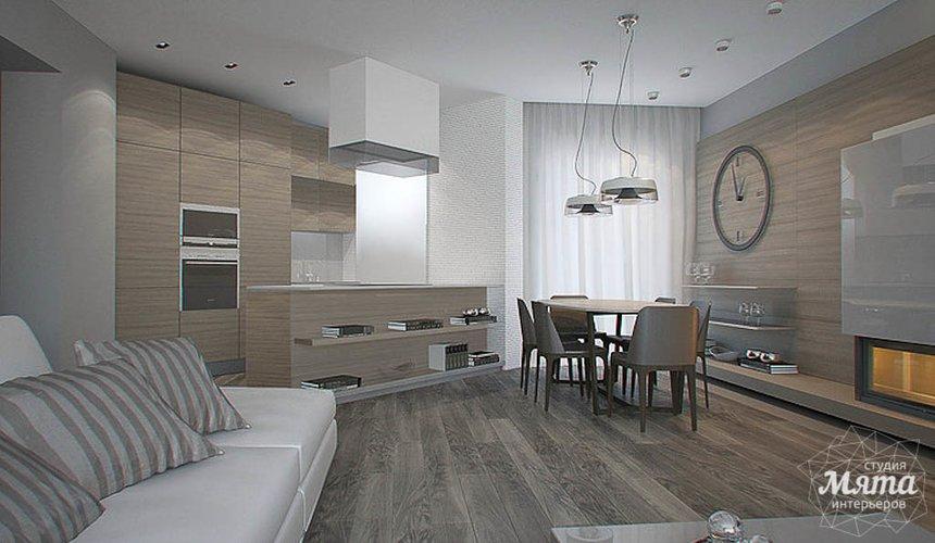 Дизайн интерьера двухкомнатной квартиры по ул. Жукова 14 4