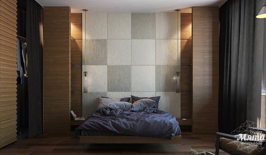 Дизайн интерьера двухкомнатной квартиры по ул. Юмашева 9 4