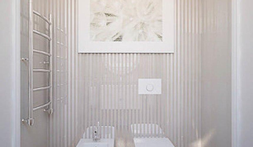 Дизайн интерьера трехкомнатной квартиры в Тихвине 15