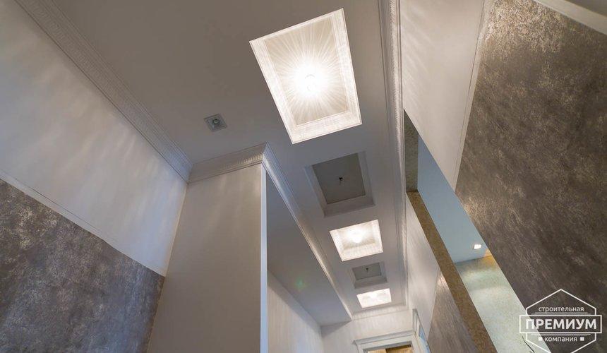 Дизайн интерьера и ремонт трехкомнатной квартиры в Карасьозерском 2 7