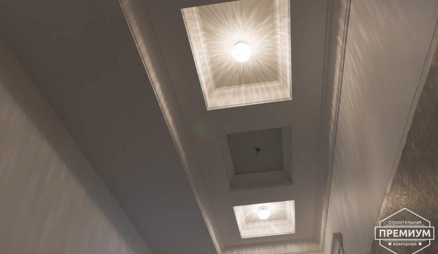 Дизайн интерьера и ремонт трехкомнатной квартиры в Карасьозерском 2 16