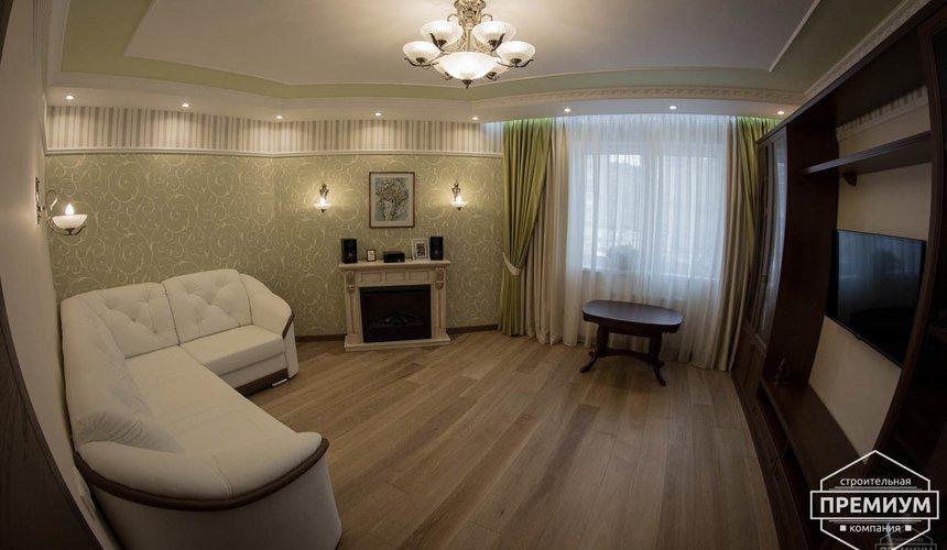 Дизайн интерьера и ремонт трехкомнатной квартиры по ул. Авиационная, 16  1