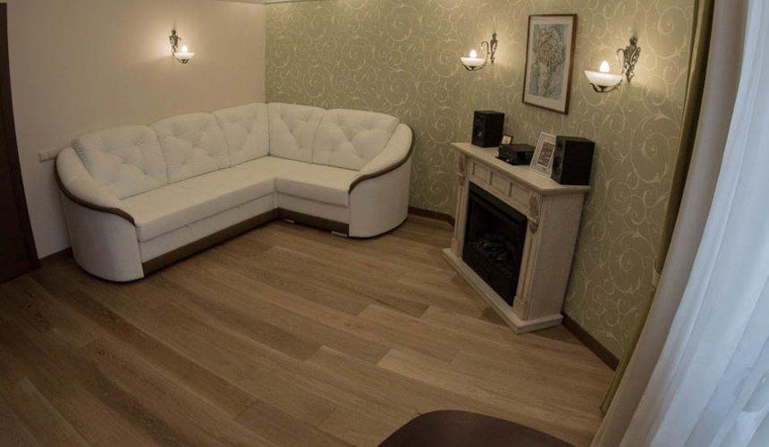 Дизайн интерьера и ремонт трехкомнатной квартиры по ул. Авиационная, 16  2
