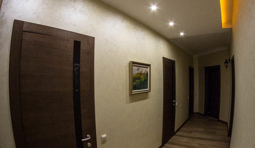 Дизайн интерьера и ремонт трехкомнатной квартиры по ул. Авиационная, 16  5