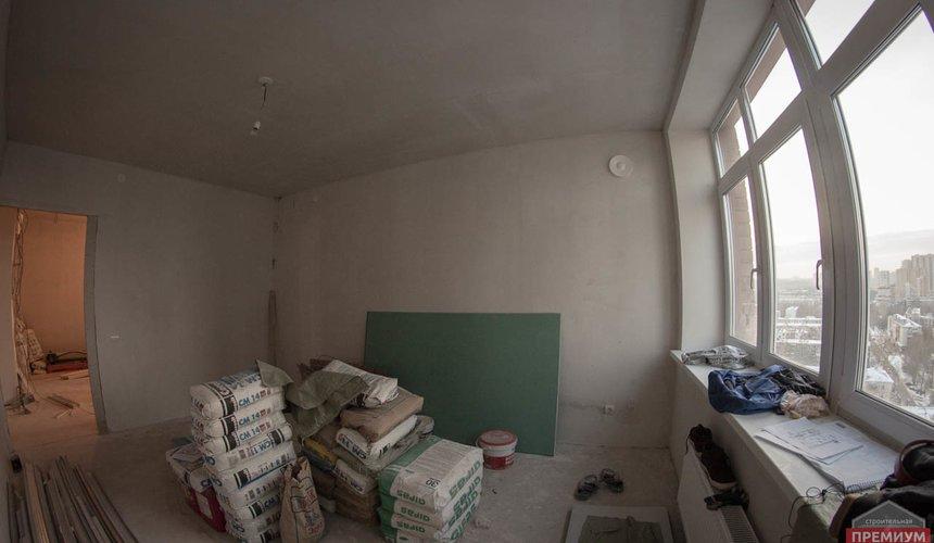 Дизайн интерьера  и ремонт трехкомнатной квартиры по ул. Машинная 44 31