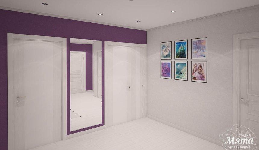 Дизайн интерьера  и ремонт трехкомнатной квартиры по ул. Машинная 44 56