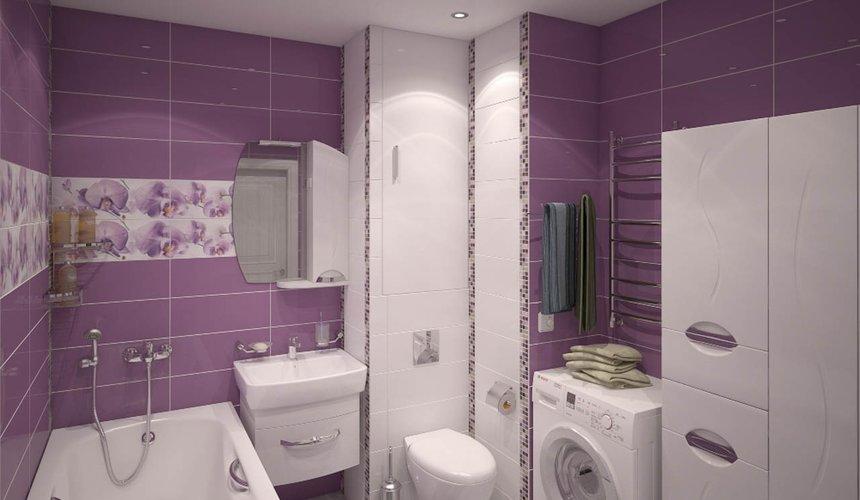 Дизайн интерьера  и ремонт трехкомнатной квартиры по ул. Машинная 44 48