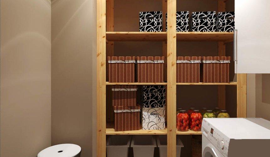 Дизайн интерьера двухкомнатной квартиры по ул. Машинная 40 12