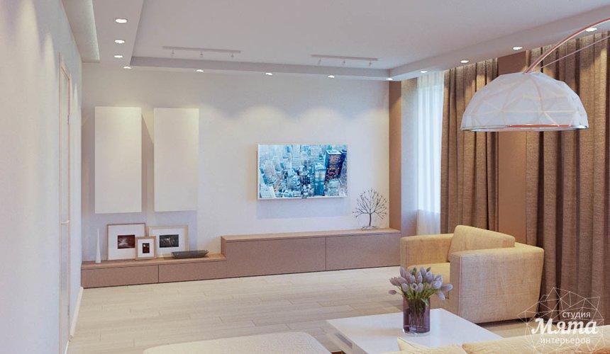 Дизайн интерьера трехкомнатной квартиры по ул. Победы 37 9