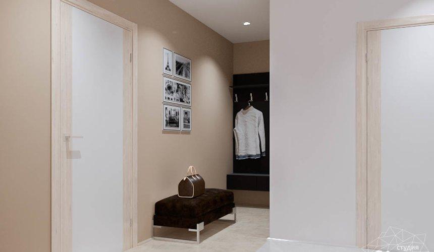 Дизайн интерьера трехкомнатной квартиры по ул. Победы 37 25