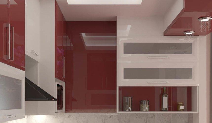 Дизайн интерьера трехкомнатной квартиры по ул. Фурманова 114 8